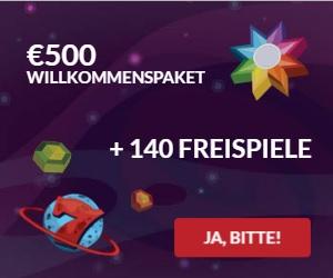 Große Spielauswahl in online Casinos