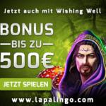 lapalingo 500 euro bonus