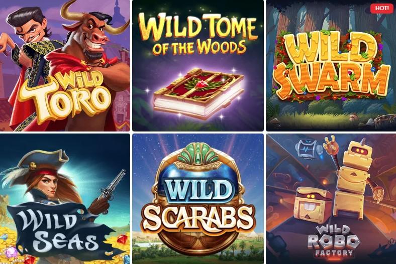 slot wolf casino spiele